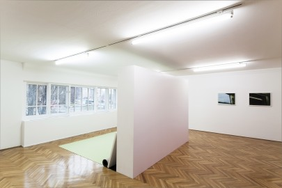 Dike Blair, Floors/Doors/Windows/Walls., installation view, Secession 2016, Photo: Oliver Ottenschläger