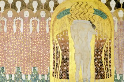 Gustav Klimt, Beethoven Frieze, Permanent Presentation