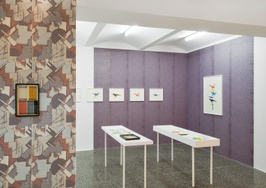 Yto Barrada, The Sample Book, exhibition view, Secession 2016, Photo: Iris Ranzinger
