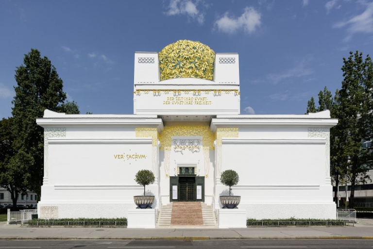 Vienna Secession, photo: Jorit Aust